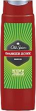 Parfumuri și produse cosmetice Gel de duș - Old Spice Danger Zone Shower Gel