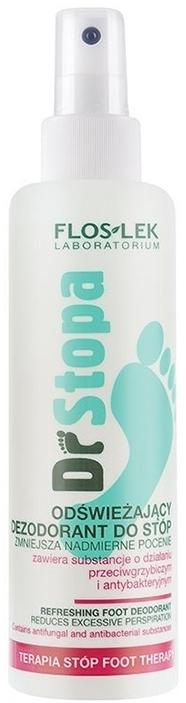 Deodorant revigorant pentru picioare - Floslek Dr Stopa Foot Therapy Refreshing Foot Deodorant