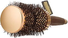 Perie rotundă de păr 52 mm - Olivia Garden Nano Thermic Ceramic + Ion Thermic Contour Thermal d 52 — Imagine N2