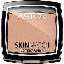 Parfumuri și produse cosmetice Fond de ten pentru față - Astor Skin Match Compact Cream