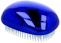 Parfumuri și produse cosmetice Perie de păr - Twish Spiky 3 Hair Brush Shining Blue