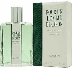 Parfumuri și produse cosmetice Caron Pour Un Homme de Caron - Apă de toaletă