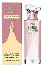 Parfumuri și produse cosmetice Naomi Campbell Pret a Porter Silk Collection - Apă de parfum