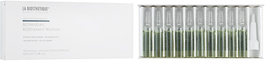 Ser împotriva căderii părului - La Biosthetique Bio-Fanelan Regenerant Premium — Imagine N1