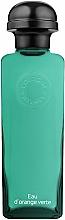 Parfumuri și produse cosmetice Hermes Eau Dorange Verte - Apă de colonie (tester)