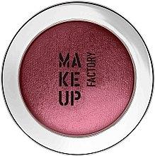 Parfumuri și produse cosmetice Fard de pleoape - Make Up Factory Eye Shadow Mono