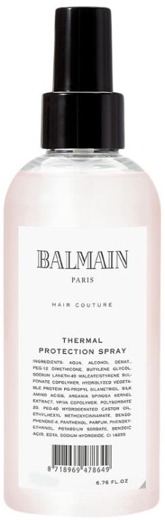 Spray cu protecție termică pentru păr - Balmain Paris Hair Couture Thermal Protection Spray — Imagine N1