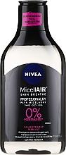 Parfumuri și produse cosmetice Apă micelară - Nivea Professional Skin Breathe Micellar