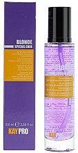 Parfumuri și produse cosmetice Ser pentru păr blond - KayPro Special Care Serum