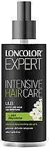 Parfumuri și produse cosmetice Ulei pentru păr uscat / deteriorat - Loncolor Expert Intensive Hair Care