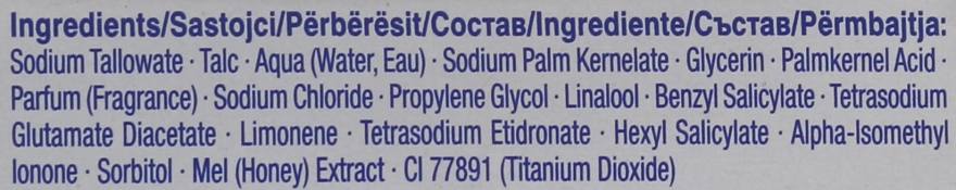"Săpun ""Iris"" - Fa Honey Creme Golden Iris Cream Soap — Imagine N2"