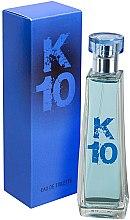 Parfumuri și produse cosmetice Concept V Design K10 - Apă de toaletă