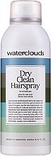 Parfumuri și produse cosmetice Șampon uscat - Waterclouds Volume Dry Clean Hairspray