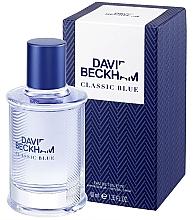 Parfumuri și produse cosmetice David Beckham Classic Blue - Apă de toaletă
