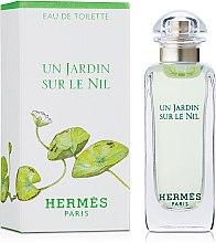 Parfumuri și produse cosmetice Hermes Un Jardin sur le Nil - Apă de toaletă (mini)