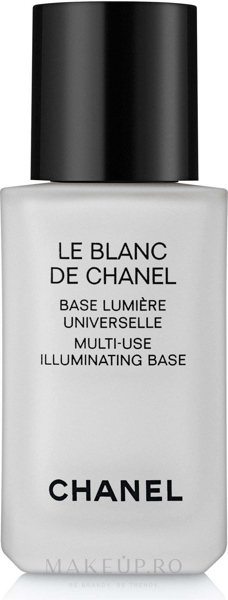 Bază pentru make-up - Chanel Le Blanc de Chanel Multi-Use Illuminating Base — Imagine 30 ml