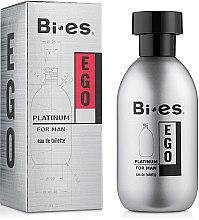 Bi-Es Ego Platinum - Apă de toaletă — Imagine N1
