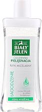 Parfumuri și produse cosmetice Apă micelară pentru pielea sensibilă - Bialy Jelen Hypoallergenic Micellar Water