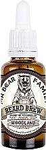 Parfumuri și produse cosmetice Ulei pentru barbă - Mr. Bear Family Brew Oil Woodland