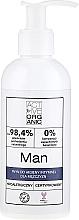 Parfumuri și produse cosmetice Gel pentru igiena intimă - Active Organic Man