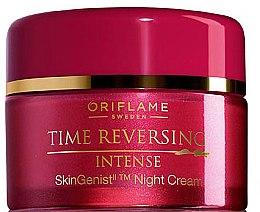 """Parfumuri și produse cosmetice Cremă de noapte regenerantă """"Power over time Intens"""" - Oriflame Time Reversing Intense Cream"""