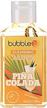 """Parfumuri și produse cosmetice Gel antibacterian de curățare pentru mâini """"Pina Colada"""" - Bubble T Pina Colada Hand Cleansing Gel"""