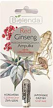Parfumuri și produse cosmetice Fiole antirid cu extract de ginseng roșu - Bielenda Red Ginseng