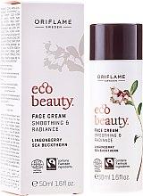 Parfumuri și produse cosmetice Cremă hidratantă de zi pentru față - Oriflame Ecobeauty Face Day Cream Smooting & Radiance