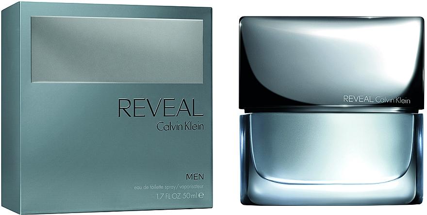 Calvin Klein Reveal Men - Apă de toaletă — Imagine N2