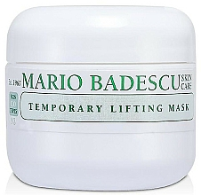 Parfumuri și produse cosmetice Mască lifting - Mario Badescu Temporary Lifting Mask