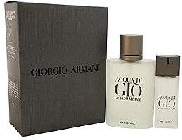 Parfumuri și produse cosmetice Giorgio Armani Acqua Di Gio Pour Homme - Set (edt/100ml + edt/15ml)