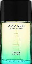 Parfumuri și produse cosmetice Azzaro Pour Homme Cologne Intense - Apă de colonie