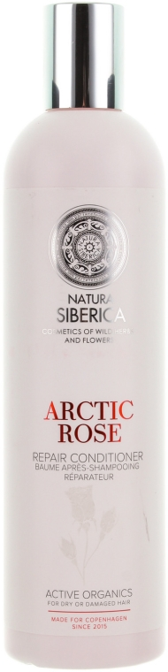 "Balsam revitalizant pentru păr ""Arctic Rose"" - Natura Siberica Copenhagen — Imagine N1"