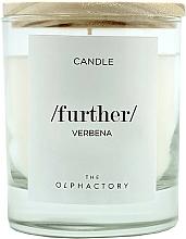"""Parfumuri și produse cosmetice Lumânare parfumată """"Verbena"""" - Ambientair The Olphactory Further Verbena"""