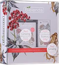 Parfumuri și produse cosmetice Set - Bielenda Red Ginseng 40+ (cr/50ml + eye/cr/15ml)