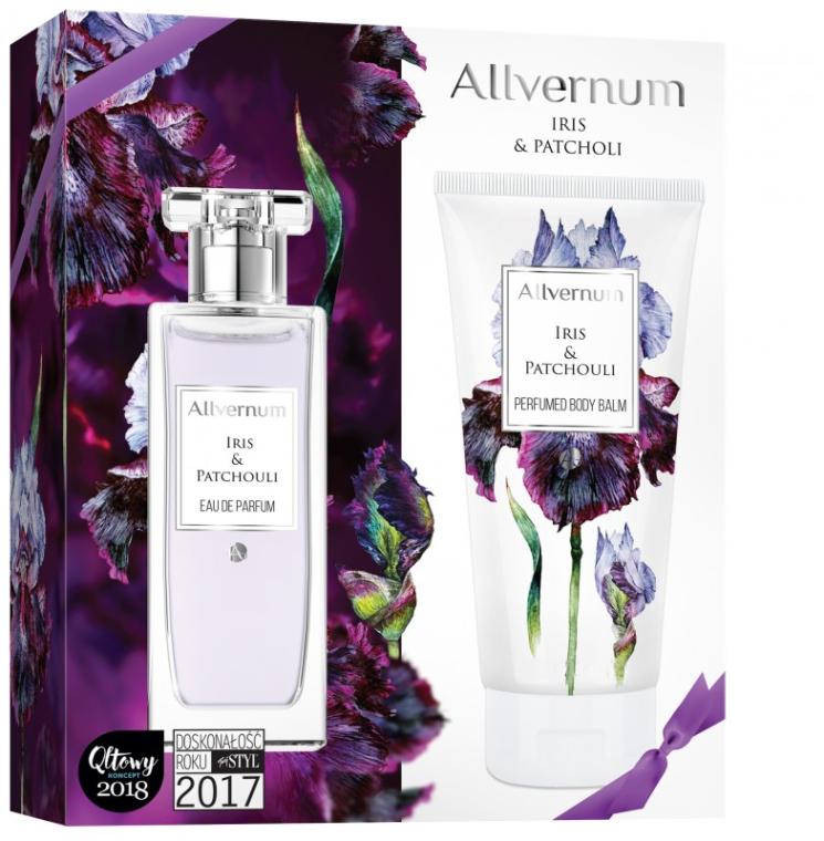 Allvernum Allverne Iris & Patchouli - Set (edp/50ml + b/lot/200ml)