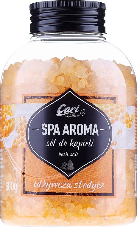 """Sare de baie """"Miere"""" - Cari Spa Aroma Salt For Bath"""