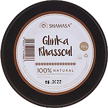 Parfumuri și produse cosmetice Argilă pentru corp Rassoul - Shamasa
