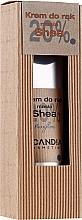 """Parfumuri și produse cosmetice Cremă de mâini """"Fructul pasiunii"""" - Scandia Cosmetics Hand Cream 20% Shea Passion Flower"""