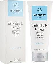 Parfumuri și produse cosmetice Loțiune de corp - Marbert Bath & Body Energy Invigorating Body Lotion