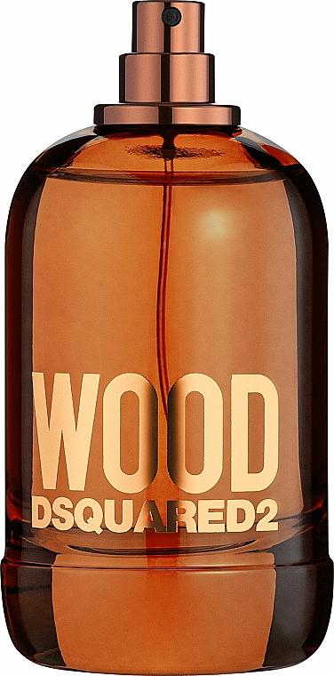 Dsquared2 Wood Pour Homme - Apă de toaletă (tester fără capac)