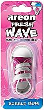 Parfumuri și produse cosmetice Aromatizator auto - Areon Fresh Wave Bubble Gum