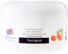 Balsam de corp - Neutrogena Nourishing Body Balm With Nordic Berry — Imagine N1