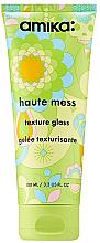 Parfumuri și produse cosmetice Gel de păr - Amika Haute Mess Texture Gloss Gel
