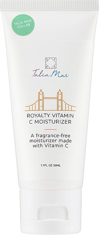 Cremă hidratantă cu vitamina C pentru față - Ofra Talia Mar Royalty Vitamin C Moisturizer — Imagine N1