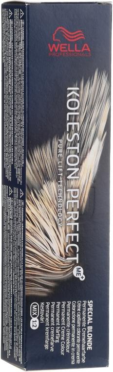 Vopsea de păr - Wella Professionals Koleston Perfect Me+ Special Blonde