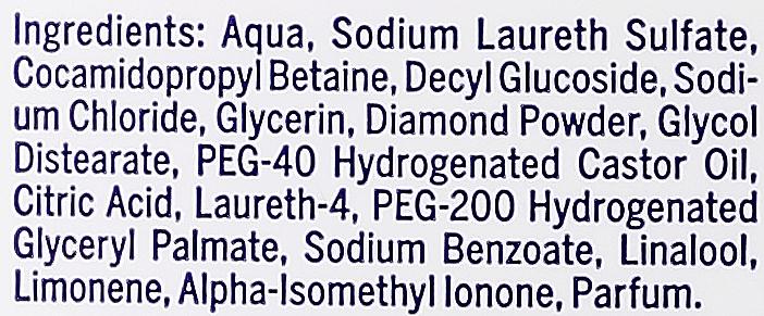 "Cremă-Gel de duș ""Roua de diamant"" - Nivea Bath Care Diamond Touch Shower Gel — Imagine N6"
