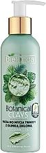 Parfumuri și produse cosmetice Pastă de curățare cu extract de argilă verde pentru față - Bielenda Botanical Clays Vegan Face Wash Paste Green Clay