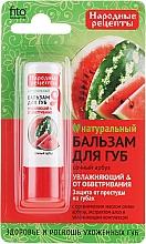 Parfumuri și produse cosmetice Balsam de buze - Rețete Fito Cosmetic Folk