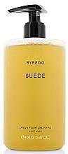 Parfumuri și produse cosmetice Byredo Suede - Săpun lichid